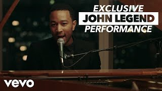 John Legend performed live in New York City in December of 2013 as part of VEVO GO Shows series. With just piano and voice he enchanted a throng of ...