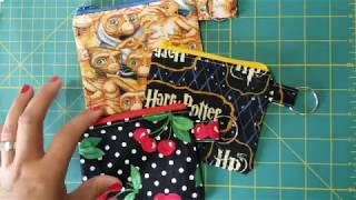 How To Sew A Coin Purse