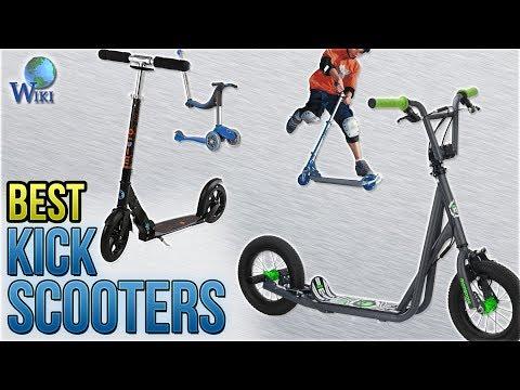 10 Best Kick Scooters 2018