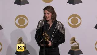 GRAMMYs 2019: Brandi Carlile Full Backstage Interview