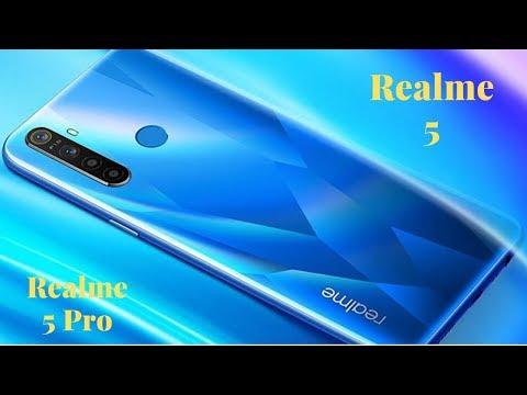 Realme 5 மற்றும் Realme 5 Pro - இது செம புகைப்படம் 🔥🔥🔥