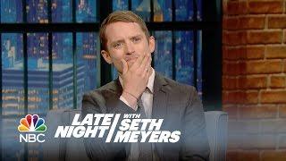 Would Elijah Wood  Late Night With Seth Meyers