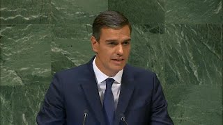 🇪🇸 Spain - President of the Government Addresses General Debate, 73rd Session