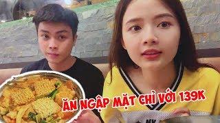 [ Tết ăn gì ? ] Ăn no ngập mặt chỉ với 139k cùng Huy và Hương