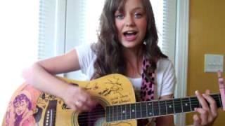 "Jo Dee Messina's ""Bye Bye"" - 13 yr old Mackenzie Morgan"