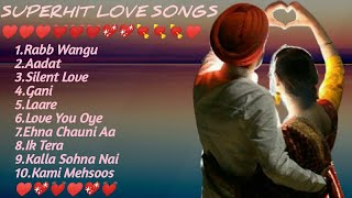 ♥️#RomanticPunjabiSongs♥️ | Superhit Punjabi Love Songs ♥️♥️| #punjabisongs #punjabisongcollection