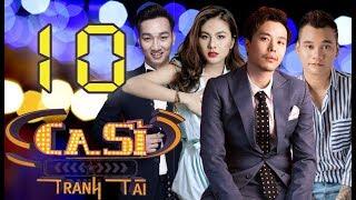 CA SĨ TRANH TÀI VTV3 Full - Tập 10 | Vân Trang, Trịnh Thăng Bình, Khắc Việt | 11/05/2018