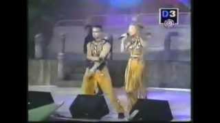 Tribal dance - 2 Unlimited (version español)
