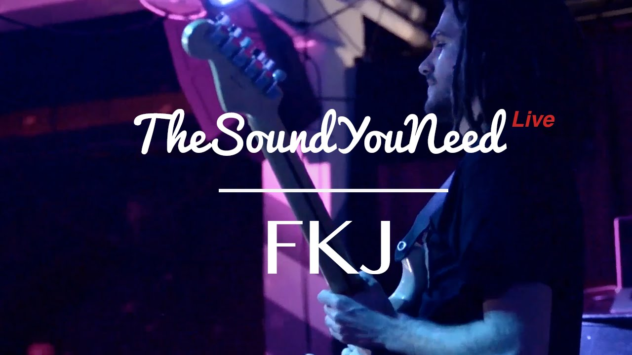 FKJ - Live @ TSYN Album Launch Party 2014