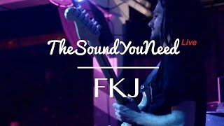 FKJ Live   TSYN Album Launch Party