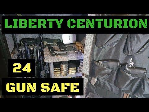 Liberty Centurion 24 Gun Safe Review