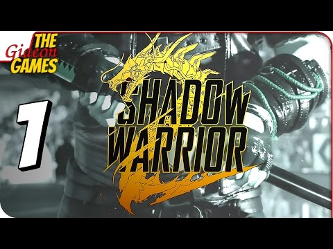 Прохождение Shadow Warrior 2 #1 ➤ ТОННА МЯСА И ВЕСЕЛЬЯ!