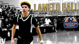 LaMelo Ball LIGHTS UP Las Vegas! | Tarkanian Classic FULL HIGHLIGHTS