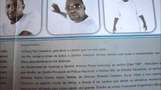 Justino Handanga  Ndatekateka