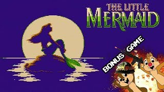 The Little Mermaid (NES) James & Mike Mondays (Episode 292)