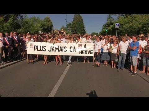 """Fontaines-sur-Saône (69) : Décapitation d'Hervé - """"Plus jamais ça !"""""""