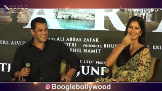 Bharat I Salman Khan & Katrina Kaif I Uncut Press Conference I Boogle Bollywood