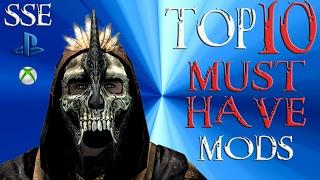Skyrim Special Edition Top 10 Essential Mods