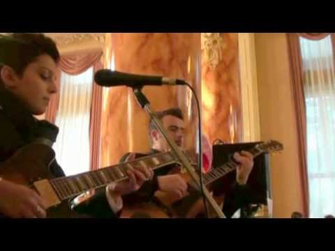 Simona e Paolo Jazz duo `Beatbop` video preview