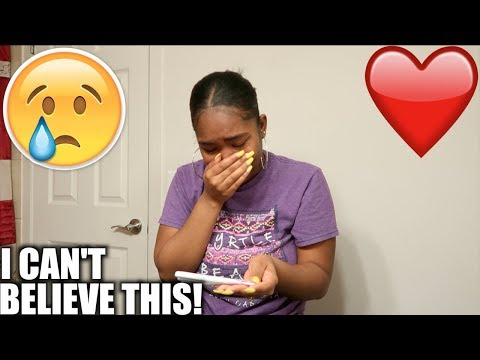 FINDING OUT I'M PREGNANT (EMOTIONAL)‼️