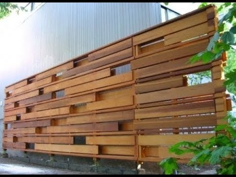 ☑️ 2018: Top 40+ Fence Design Ideas for House - Garden and relaxing space Fence