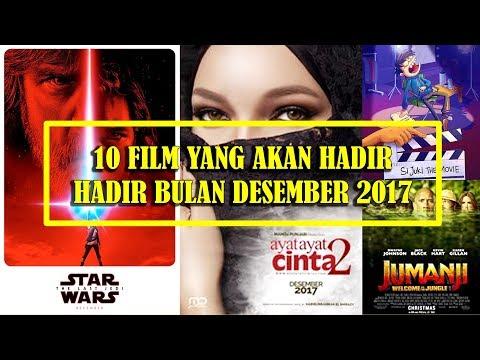10 film yang akan tayang bulan desember 2017