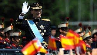 Главы Каталонии и Страны Басков не аплодировали новому королю Испании
