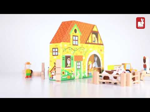 Youtube Video for Story Box Farm - 23 Piece Set