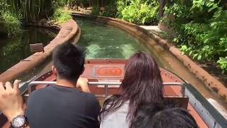 Singapore River Safari  Amazon River Quest
