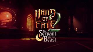 videó Hand of Fate 2: The Servant and the Beast