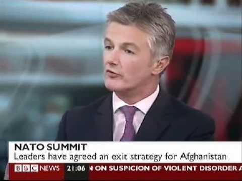 BBC Interview on NATO Summit