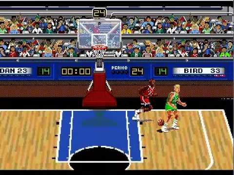 Jordan vs Bird : One on One PC