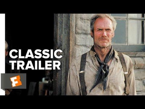Video trailer för Unforgiven (1992) Official Trailer - Clint Eastwood, Morgan Freeman Movie H