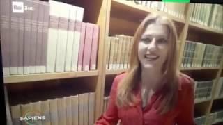 Gabriella Greison ospite nella puntata di #Sapiens su Rai Tre sul metodo scientifico…