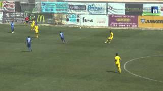 preview picture of video 'CF Fuenlabrada - Getafe B'