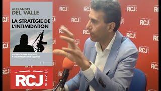 Alexandre del Valle à RCJ au micro de Jacques Benhamou