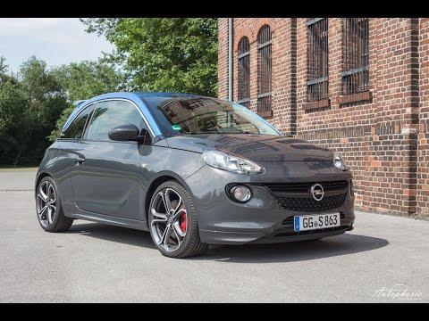 Fahrbericht: 2015 Opel ADAM S (150 PS)