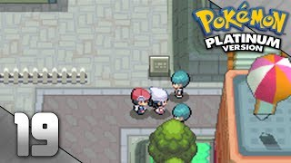 Pokemon Platinum Part 19 - Helping Dawn and Route 215