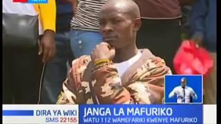 Watu tisa wafariki katika kaunti ya Kajiado baada ya kusombwa na maji ya mafuriko