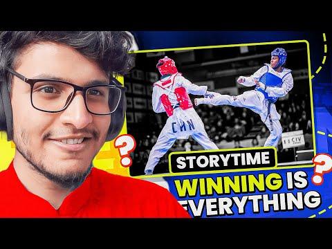 I Won a Taekwondo Tournament!? (Storytime)