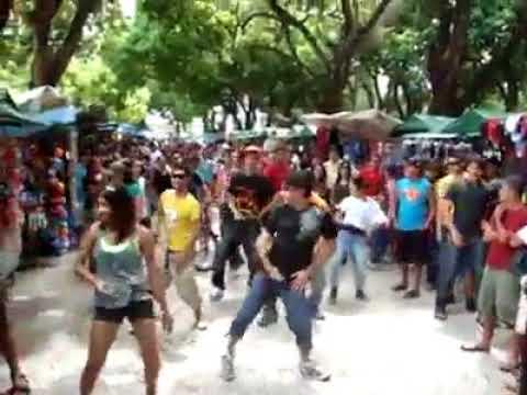 Dançando na Feira