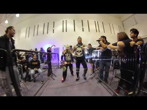 SICK BOY NGX! lucha extrema Monterrey