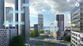 preview picture of video 'Atrium 1 - quality & prestige offices in the centre of Warsaw'
