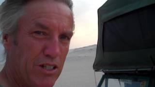Oman desert camping at last....great