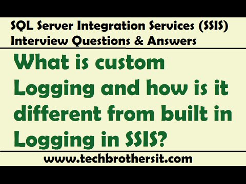 Download SSIS Interview Questions Answers | How would you group the