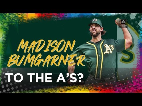 Madison Bumgarner to the... Oakland A's?