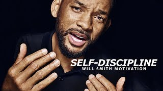 SELF DISCIPLINE   Best Motivational Speech Video (Featuring Will Smith)