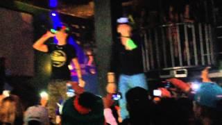 """Galante """"El Emperador"""" Ft Fade """"El Que Pone La Presion"""" - Mi Chiquita Remix - @Guadalajara, Mexico."""