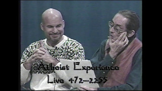 """Lost"" Atheist Experience #64 with Ray Blevins, David Kent, and Audry"