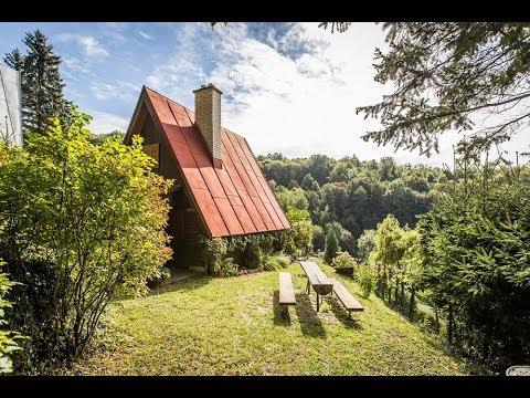 Prodej chaty 54 m2 Hluboče, Brumov-Bylnice Bylnice